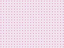 Pink-crimson geometric shapes on white background Royalty Free Stock Photography