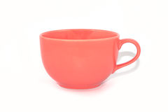 Pink cup Royalty Free Stock Images