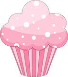 Pink Cupcake Stock Photos