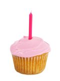 Pink cupcakes Royalty Free Stock Photography
