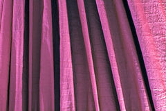 Pink Curtain Closeup Royalty Free Stock Images