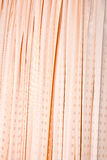 Pink curtains. Royalty Free Stock Photos