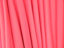 Pink curtains Royalty Free Stock Photo