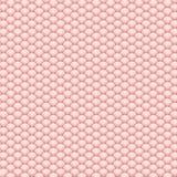 Pink 3d abstract render of fluffy balls. 3d abstract render of fluffy balls Stock Photo