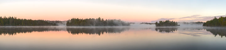 Pink dawn Royalty Free Stock Photography