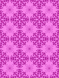 Seamless pink purple fabric Stock Photography