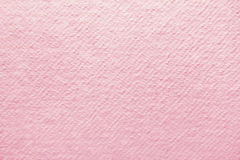 Pink handmade paper background Stock Image