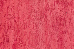 Pink decorative plaster Royalty Free Stock Photos