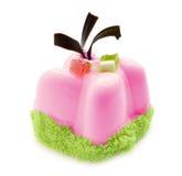 Pink dessert Stock Photos