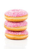 Pink Donut Stock Images