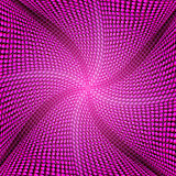 Pink dot abstract background Royalty Free Stock Image