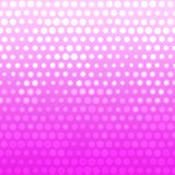 Pink dots Stock Images