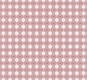 Pink dots seamless pattern. Vector Illustration royalty free illustration