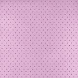 Pink dotted background Stock Photo