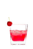Pink drink Royalty Free Stock Photography