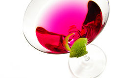Pink drink Stock Photography