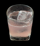 Pink Drink Absolut Tornado Stock Images