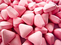 Pink druges Royalty Free Stock Photos