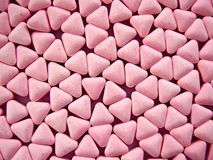 Pink druges Royalty Free Stock Photo