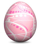 Pink Easteregg Stock Photography