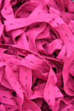 Pink elastic Royalty Free Stock Images