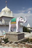 Pink Elephant - Sonagiri - India Stock Photo