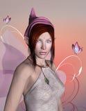 Pink elf Stock Photos