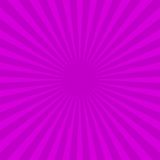 Pink Explosion or Sunburst Stock Images