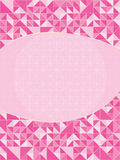 Pink Eye Shape Stock Photos