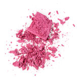 Pink eyeshadow Stock Images