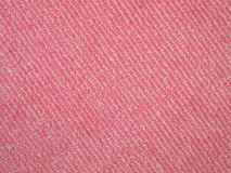 Pink fabric. Pied pink fabric suitable as backgrounds Stock Image