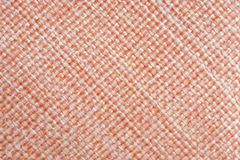 Pink fabric. For backgrounds or textures Stock Photography