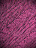 Pink fabric background Royalty Free Stock Images