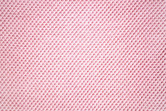 Pink fabric background Stock Photos