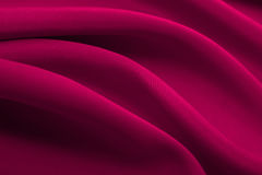 Pink Fabric and Canvas Background Royalty Free Stock Image