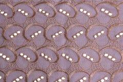Pink fabric pattern Stock Photography