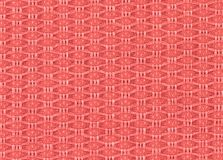 Pink fabric texture regular pattern Royalty Free Stock Photos