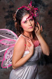 Pink Fairy Stock Photos