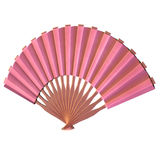 Pink Fan Stock Images
