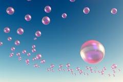 Pink fantasy abstract Royalty Free Stock Photo