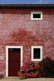 Pink Farmhouse Royalty Free Stock Image