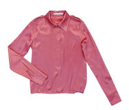 Pink fashion jacket Royalty Free Stock Photo