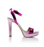 Pink Fashionable women shoe Royalty Free Stock Photo