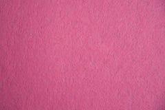 Pink felt texture Stock Photo