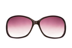Pink female sunglasses Royalty Free Stock Photography