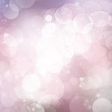 Pink  Festive background Stock Photography