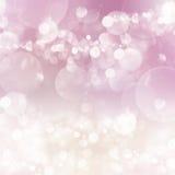 Pink    Festive background Stock Photo