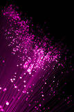 Pink Fiber royalty free stock image