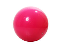 Free Pink Fit Ball Royalty Free Stock Photo - 8130915