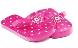 Pink Flip Flops Royalty Free Stock Photo
